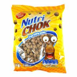 Bolita Chocolate Nutri Chok Nutrifoods Bolsa x 200 g.