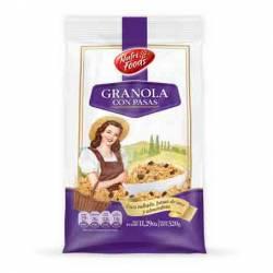 Granola con Pasas Nutrifoods Bolsa x 320 g.