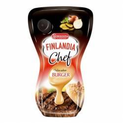 Salsa Burguer Chef Finlandia x 200 g.