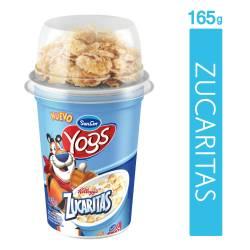 Yogur Entero con Cereales Sancor Yogs Zucaritas x 165 g.