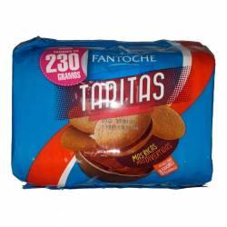 Galletitas Tapitas para Alfajor Fantoche x 230 g.
