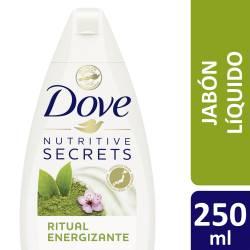 Jabón Líquido para el Cuerpo Dove Ritual Energizante x 250 cc.