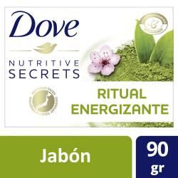 Jabón Tocador Dove Ritual Energizante x 90 g.