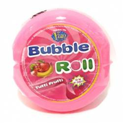 Chicle Roll Tutti Frutti Bubble x 58 g.