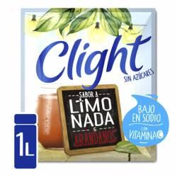 Polvo para Preparar Jugo Clight Limón y Arándanos x 8 g.