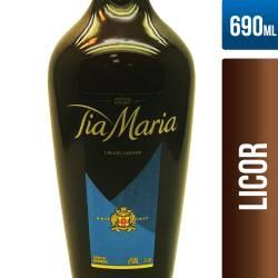 Licor de Café con Crema Tía María x 690 cc.