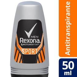 Antitranspirante Roll On Rexona Sport Men x 50 cc.