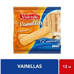 Vainillas Valente x 148 g.
