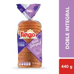 Pan Integral Doble Fargo x 440 g.
