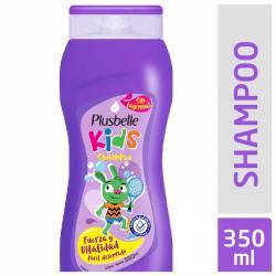 Shampoo Fuerza y Vitalidad Plusbelle Kids x 350 cc.