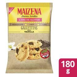 Galletitas Vainilla con Pasas Maizena Sin TACC x 180 g.