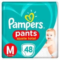 Pañal Pants Confort Sec Pampers XG x 34 un.