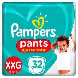 Pañal Pants Confort Sec Pampers XXG x 32 un.