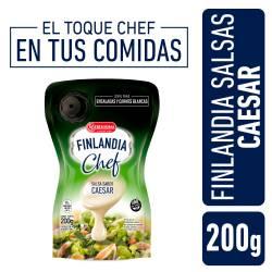 Salsa Caesar Chef Finlandia x 200 g.