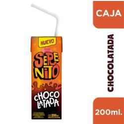 Leche L.V. Chocolatada Serenito x 200 cc.