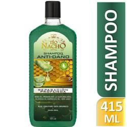 Shampoo Tio Nacho Rep. Profunda Aloe Vera x 415 cc.