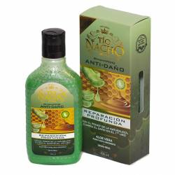 Shampoo Tio Nacho Rep. Profunda Aloe Vera x 200 cc.