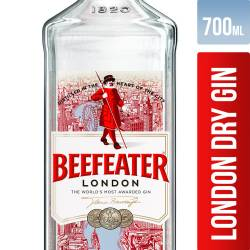 Gin Beefeater x 700 cc.