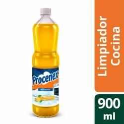 Limpiador Líquido Antigrasa Procenex Citrus x 900 cc.