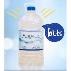 Agua de Mesa Envasada Aqualic x 6 Lt.