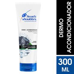 Acondicionador Head Shoulders Purificación Capilar Carbón Activo x 300 cc.
