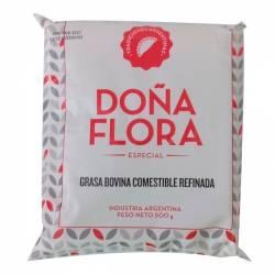 Grasa Bovina Doña Flora x 500 g.