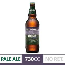 Cerveza Patagonia Kune NO Retornable x 730 cc.
