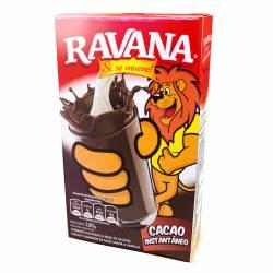 Alimento en Polvo a Base de Cacao Ravana x 180 g.