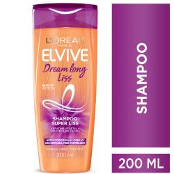 Shampoo Elvive Dream Long Liss x 200 cc.