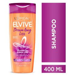 Shampoo Elvive Dream Long Liss x 400 cc.
