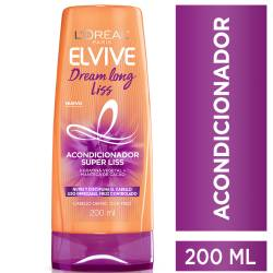 Acondicionador Elvive Dream Long Liss x 200 cc.