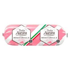 Queso Mozzarella con Jamón Doña Aurora x 500 g.