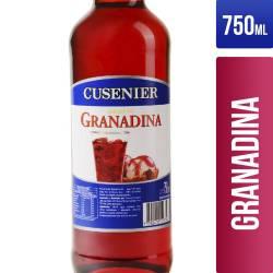 Refresco Granadina Cusenier x 750 cc.