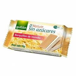Galletitas Oblea Diet Nature Vain. Gullón Vainilla x 70 g.