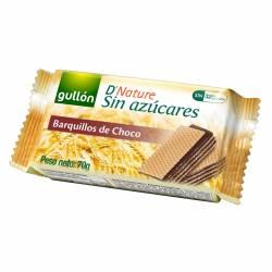 Galletitas Oblea Diet Nature Choco. Gullón Chocolate x 70 g.
