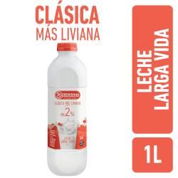 Leche L.V. Parc. Descremada 2% La Serenísima Botella x 1 Lt.
