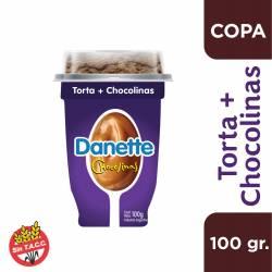 Postre Danette Torta con Chocolinas x 116 g.