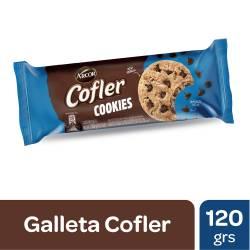 Galletas Dulces con Chips de Chocolate Cofler x 120 g.