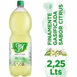 Agua con Gas Ser Citrus x 2,25 Lt.