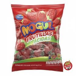 Pastillas de Goma Mogul Frutillas Ácidas x 150 g.