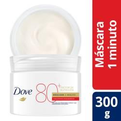 Máscara 1 Minuto Factor 80 Dove x 300 cc.