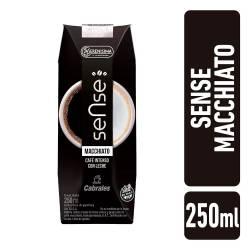 Bebida Láctea Sense Café Macchiato x 250 cc.