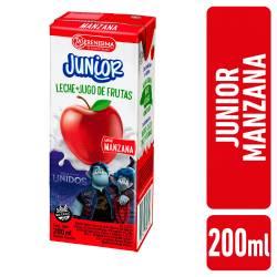 Bebida Láctea UAT La Serenísima Junior Manzana x 200 cc.