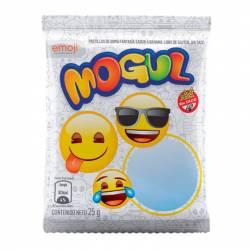 Pastillas de Goma Mogul Emoji x 25 g.