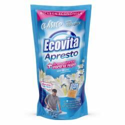 Apresto con Aromatizante Clásico Ecovita Doy Pack x 500 cc.