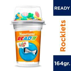 Yogur Entero con Rocklets Yogurísimo x 164 g.