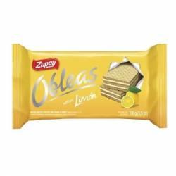 Obleas Dulces Zupay Limón x 100 g.