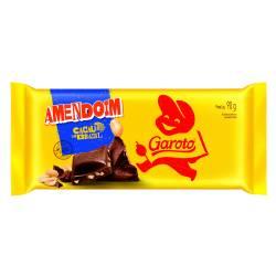 Chocolate con Maní Garoto x 90 g.