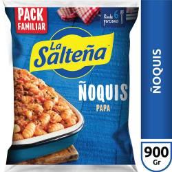 Ñoquis de Papa La Salteña Pack Familiar x 900 g.