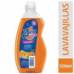 Detergente Líquido Zorro Naranja y Jengibre x 500 cc.